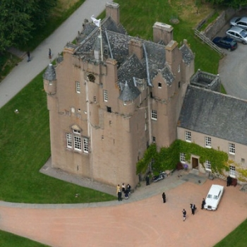 Aerial photography Scotland