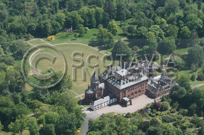 Scottish Castle Mount Stuart House