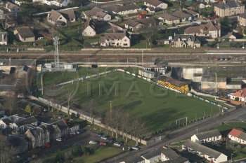 Football stadium Nairn county
