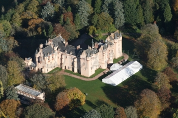 Scottish Castle Fyvie Clan Lindsay Preston Seton Meldrum