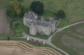 Scottish Castle Menzies Clan