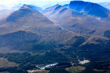 scottish scenery Ben Nevis