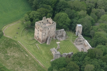 Scottish Castle Spynie Palace Moray Clans Innes Grant